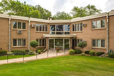Edina Condo/Townhouse Contingent: 4380 Brookside Court #118