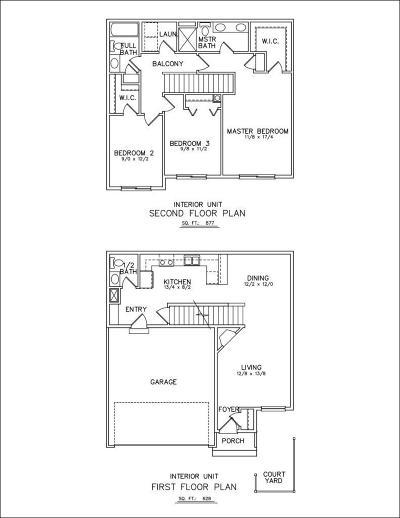 Saint Michael Condo/Townhouse For Sale: 11307 16th Street NE