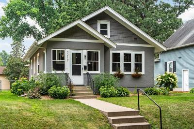 Minneapolis Single Family Home For Sale: 4217 30th Avenue S