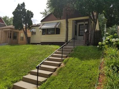 Single Family Home For Sale: 723 Newton Avenue N