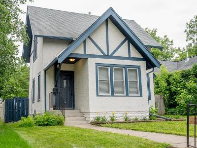 Minneapolis Single Family Home For Sale: 4541 1st Avenue S