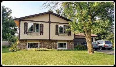 Brooklyn Park Single Family Home For Sale: 2917 80th Avenue N