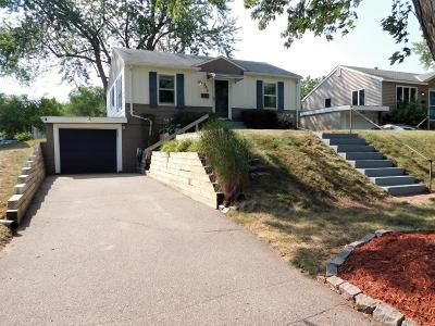 Saint Louis Park Single Family Home For Sale: 3314 Wyoming Avenue S