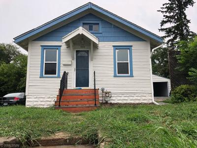 Saint Paul Single Family Home For Sale: 1975 Stillwater Avenue E
