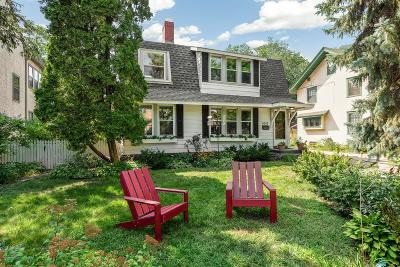 Minneapolis Single Family Home For Sale: 5042 Lyndale Avenue S