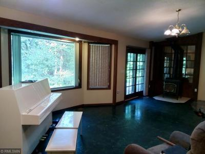 Chisago County, Isanti County, Pine County, Kanabec County Single Family Home For Sale: 361 Fish Lake Drive