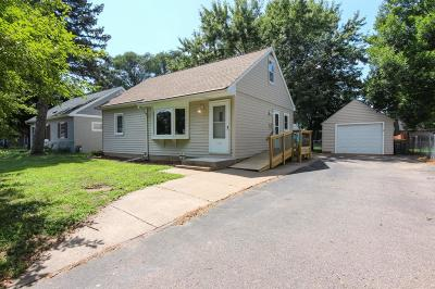 Crystal Single Family Home Contingent: 5709 Zane Avenue N