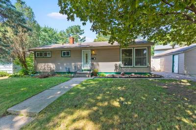 Saint Paul Single Family Home For Sale: 2163 Hawthorne Avenue E