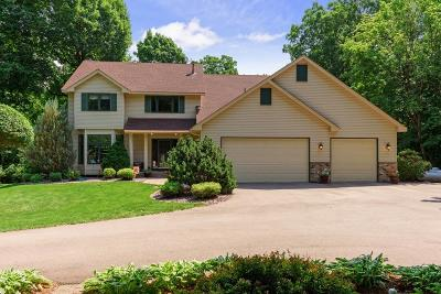 Carver County, Hennepin County, Wright County Single Family Home For Sale: 12475 Anthony Lane