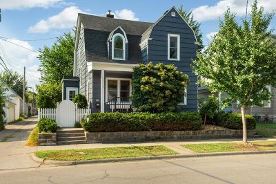 Minneapolis Single Family Home For Sale: 911 W 27th Street