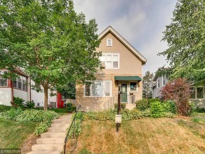 Saint Paul Single Family Home For Sale: 1339 Searle Street