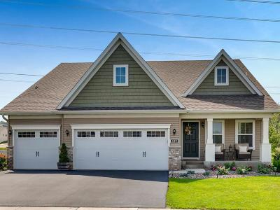 Savage Single Family Home Contingent: 4011 127th Trail