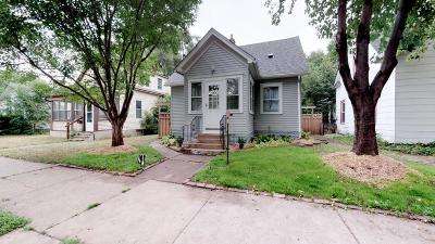 Minneapolis Single Family Home For Sale: 3953 39th Avenue S