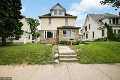 Saint Paul Single Family Home For Sale: 714 Cook Avenue E