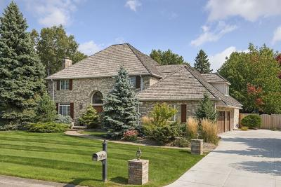 Edina Single Family Home For Sale: 5119 Green Farms Road