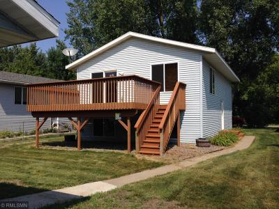 Sauk Rapids MN Single Family Home For Sale: $182,900