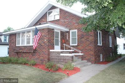 Sauk Centre Single Family Home For Sale: 225 Maple Street