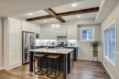 Saint Louis Park Single Family Home For Sale: 2709 Dakota Avenue S