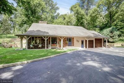 Minnetonka Single Family Home For Sale: 15200 Highland Trail