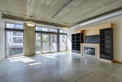 Condo/Townhouse For Sale: 710 N 4th Street #E209