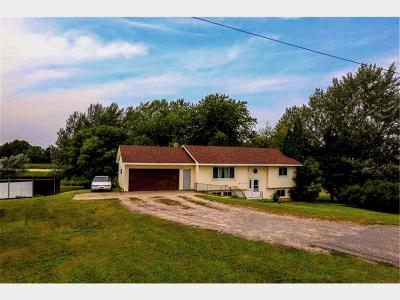 Meeker County Single Family Home For Sale: 16905 Csah 5