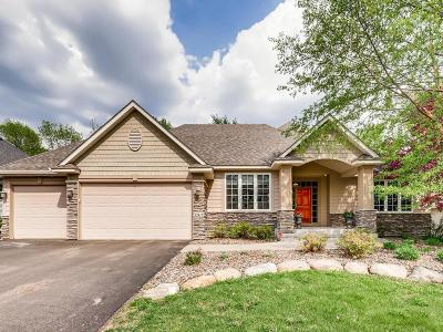 Prior Lake Single Family Home For Sale: 13817 Kensington Avenue NE
