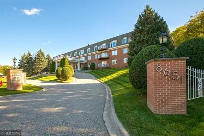 Eden Prairie Condo/Townhouse For Sale: 8651 Basswood Road #304
