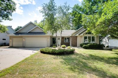 Elk River Single Family Home For Sale: 19334 Dodge Street NW