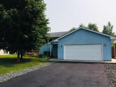 Single Family Home For Sale: 2105 Parkside Circle