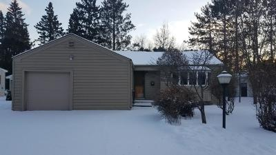 Cloquet Single Family Home For Sale: 1302 Summit Avenue