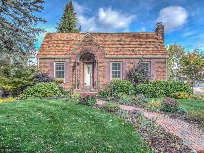 Saint Paul Single Family Home For Sale: 1641 Scheffer Avenue