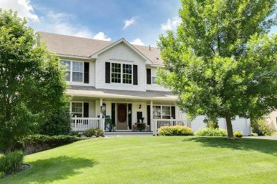 Elk River Single Family Home For Sale: 18658 Trott Brook Parkway NW