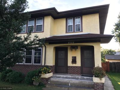 Minneapolis Multi Family Home For Sale: 4028 Chicago Avenue