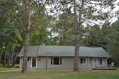 Crosslake Single Family Home For Sale: 14863 Daggett Pine Road