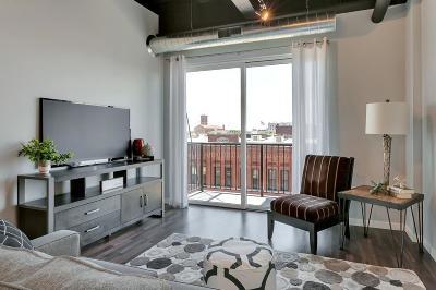 Saint Cloud Condo/Townhouse For Sale: 523 West St. Germain Street #307
