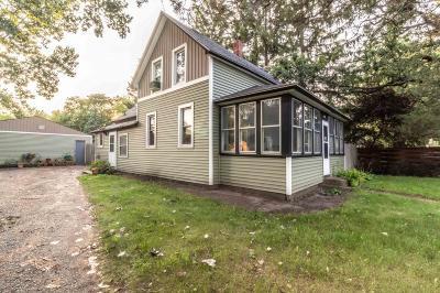 Sartell Single Family Home For Sale: 505 Riverside Avenue N