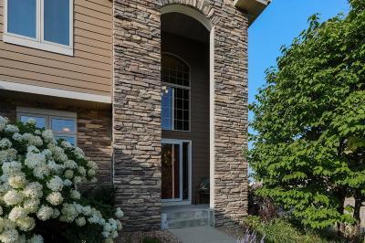 Shakopee Single Family Home For Sale: 9018 Horizon Drive