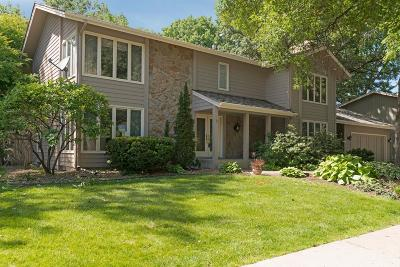 Minneapolis Single Family Home For Sale: 4188 Edmund Boulevard