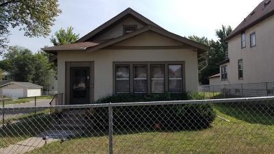 Minneapolis Single Family Home For Sale: 1352 Upton Avenue N