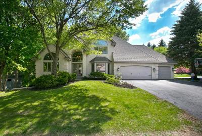Eden Prairie Single Family Home For Sale: 11651 Landing Road
