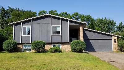 Brooklyn Park Single Family Home For Sale: 7517 Douglas Drive N