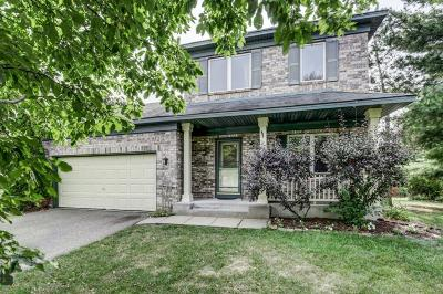 Single Family Home For Sale: 2104 Hunter Hill Court