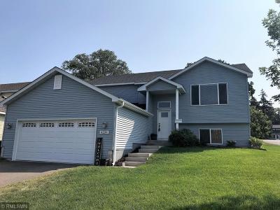 Robbinsdale Single Family Home Sold: 4234 Scott Avenue N