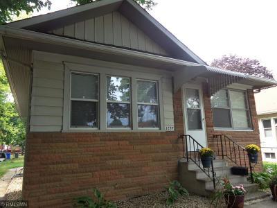 Saint Paul Single Family Home For Sale: 1239 Galtier Street