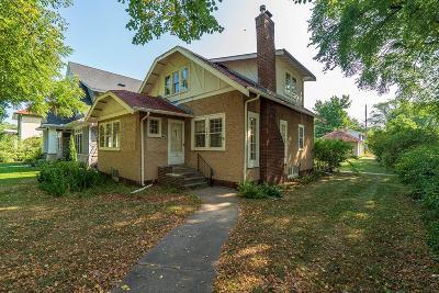Edina Single Family Home For Sale: 4249 Crocker Avenue