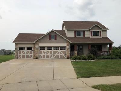 Sauk Rapids Single Family Home Contingent: 1327 Onyx Way NE