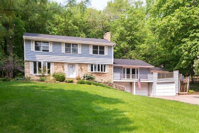 Deephaven Single Family Home For Sale: 3820 Fairhomes Road