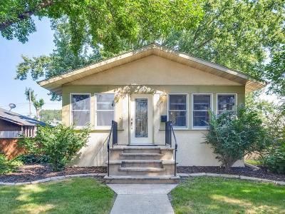 Minneapolis, Saint Paul Single Family Home For Sale: 1821 Arlington Avenue E