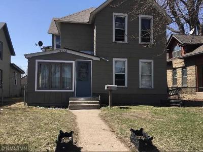 Minneapolis Multi Family Home For Sale: 3474 3rd Street NE
