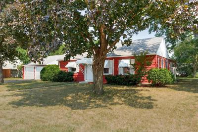 Bloomington Single Family Home For Sale: 9817 Nicollet Avenue S